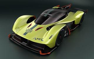 """Aston Martin ar putea încerca să doboare recordul de pe Nurburgring: """"Versiunea de circuit a lui Valkyrie este cu siguranță un rival pentru Porsche"""""""