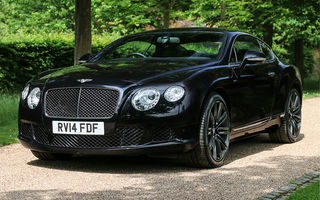 Un exemplar Bentley Continental GT Speed deținut de Sir Elton John va fi scos la licitație: specialiștii spun că modelul va fi vândut pentru cel puțin 79.000 de euro
