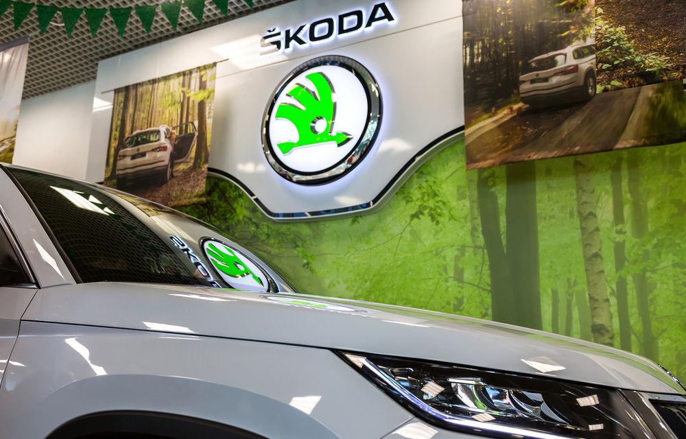 Skoda pregătește un nou SUV compact: modelul va fi lansat în 2020 și va fi disponibil, inițial, pe piața din India - Poza 1