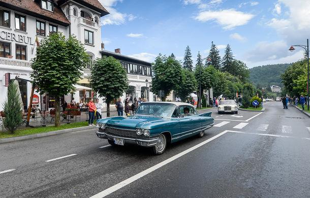 Best of Show: Mercedes 540k Cabriolet A Sindelfingen din 1937 câștigă Concursul de Eleganță Sinaia 2018 - Poza 9