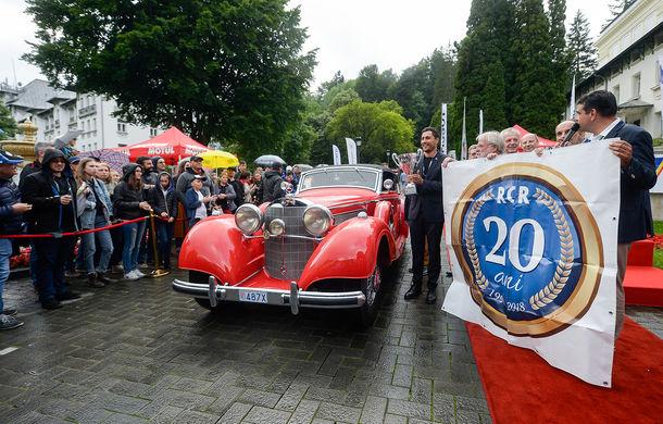 Best of Show: Mercedes 540k Cabriolet A Sindelfingen din 1937 câștigă Concursul de Eleganță Sinaia 2018 - Poza 5