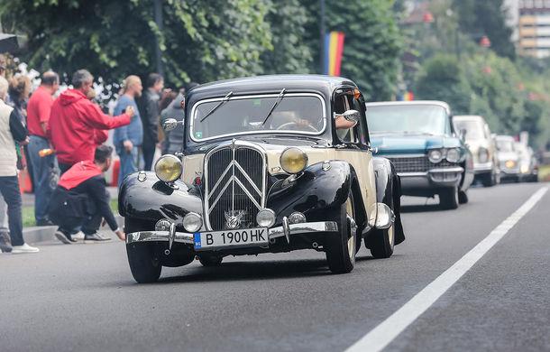 Best of Show: Mercedes 540k Cabriolet A Sindelfingen din 1937 câștigă Concursul de Eleganță Sinaia 2018 - Poza 8