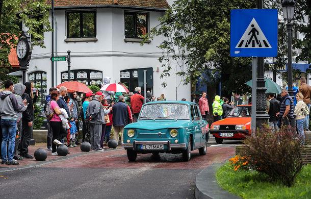 Best of Show: Mercedes 540k Cabriolet A Sindelfingen din 1937 câștigă Concursul de Eleganță Sinaia 2018 - Poza 14