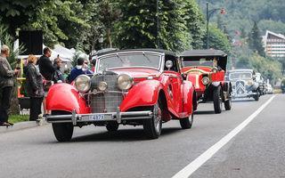 Best of Show: Mercedes 540k Cabriolet A Sindelfingen din 1937 câștigă Concursul de Eleganță Sinaia 2018