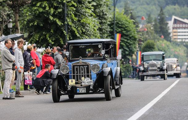Best of Show: Mercedes 540k Cabriolet A Sindelfingen din 1937 câștigă Concursul de Eleganță Sinaia 2018 - Poza 7