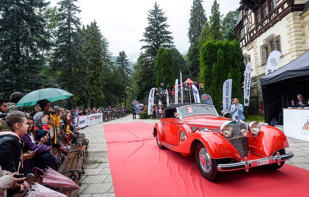 Best of Show: Mercedes 540k Cabriolet A Sindelfingen din 1937 câștigă Concursul de Eleganță Sinaia 2018 - Poza 2