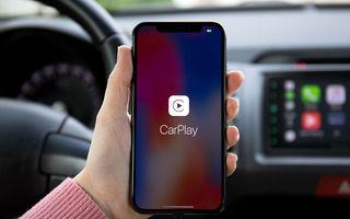 Studiu: Apple CarPlay și Android Auto bat la capitolul ergonomie sistemele multimedia ale mașinilor