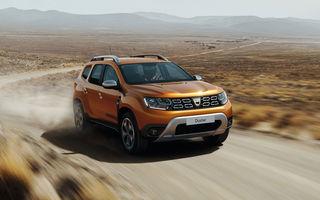 Producția Dacia de la Mioveni a crescut în primele 6 luni: Duster a trecut de 118.000 de unități