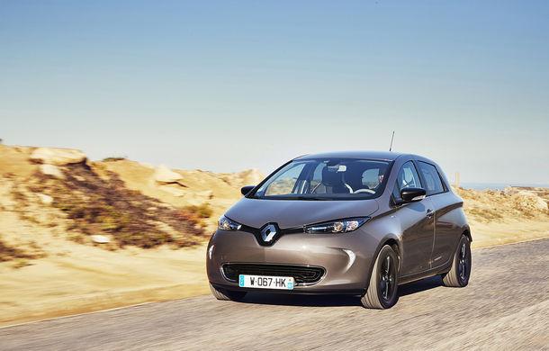 Renault Zoe, disponibil și în România cu motorul de 110 cai putere: noua versiune a mașinii electrice costă 35.000 de euro - Poza 1