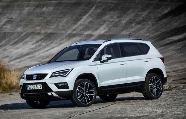 Seat anunță intrarea pe piața din China: spaniolii vor lucra cu Volkswagen la o platformă pentru mașini electrice - Poza 1
