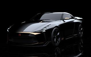 Prototipul Nissan GT-R50 ar putea avea o producție limitată la 50 de unități: preț de 900.000 de euro pentru fiecare exemplar construit manual