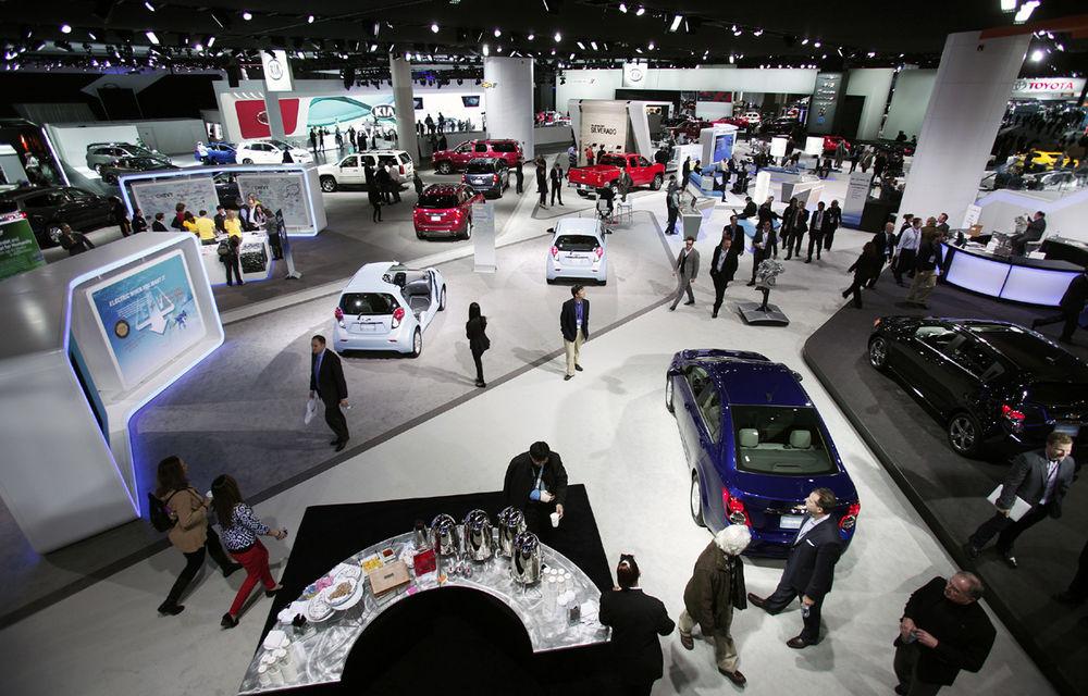 Salonul Auto de la Detroit se reinventează din 2020: va avea loc în iulie și va include demonstrații în aer liber - Poza 1