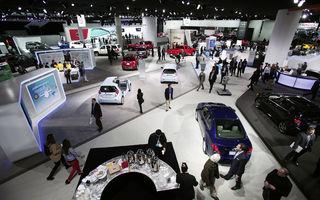 Salonul Auto de la Detroit se reinventează din 2020: va avea loc în iulie și va include demonstrații în aer liber