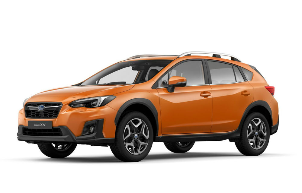 Subaru pregătește modele noi: un SUV, un hibrid și o mașină 100% electrică sunt așteptate până în 2025 - Poza 1