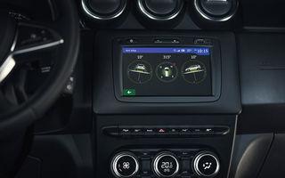 În pas cu tehnologia: sistemul multimedia Android Auto va fi disponibil în curând pe mașinile Dacia