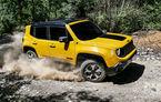 Premieră pentru Alianța Fiat-Chrysler: Jeep a depășit vânzările Fiat în prima parte a anului