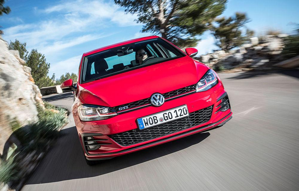 Noul standard de emisii mai face o victimă: Volkswagen Golf GTI retras din oferta constructorului german - Poza 1