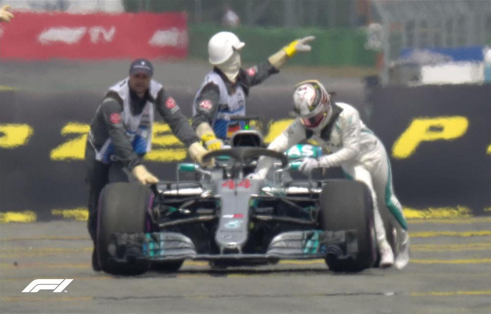 Vettel, pole position în Germania! Hamilton, locul 14 după o defecțiune tehnică la monopostul Mercedes - Poza 2