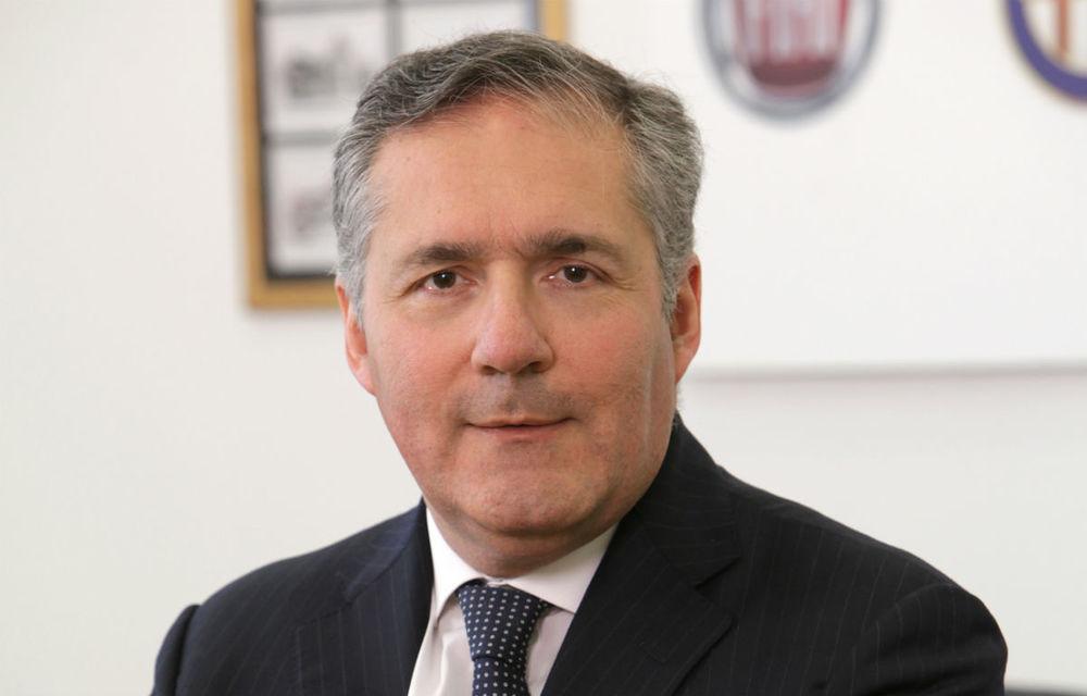 Fiat-Chrysler mai pierde un om important: un apropiat al lui Sergio Marchionne, Alfredo Altavilla a renunțat la conducerea operațiunilor din Europa - Poza 1