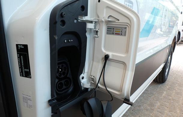 Primii pași în noua eră: MAN eTGE, utilitara electrică gândită pentru livrări urbane, și convoiul de camioane conectate ale producătorului bavarez - Poza 8