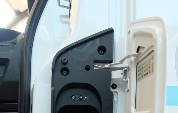 Primii pași în noua eră: MAN eTGE, utilitara electrică gândită pentru livrări urbane, și convoiul de camioane conectate ale producătorului bavarez - Poza 7