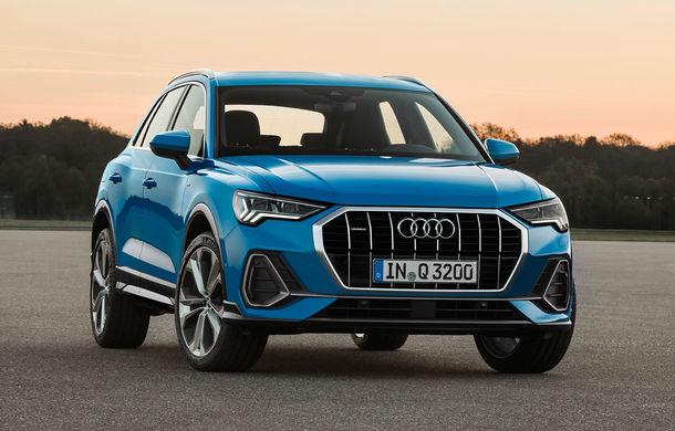 Noua generație Audi Q3: motoare de până la 230 CP și mai mult spațiu pentru toți pasagerii - Poza 1