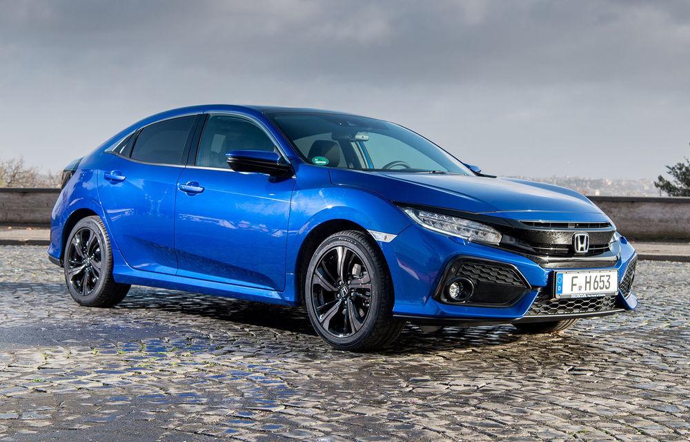 Honda Civic primește motorul diesel de 1.6 litri: constructorul japonez oferă și o cutie automată cu 9 rapoarte - Poza 2
