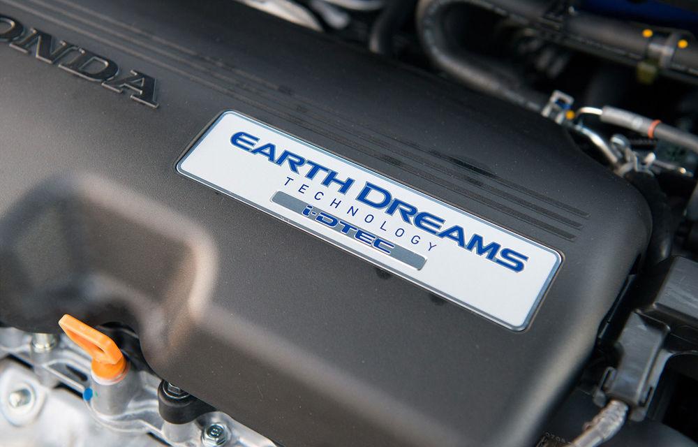 Honda Civic primește motorul diesel de 1.6 litri: constructorul japonez oferă și o cutie automată cu 9 rapoarte - Poza 17