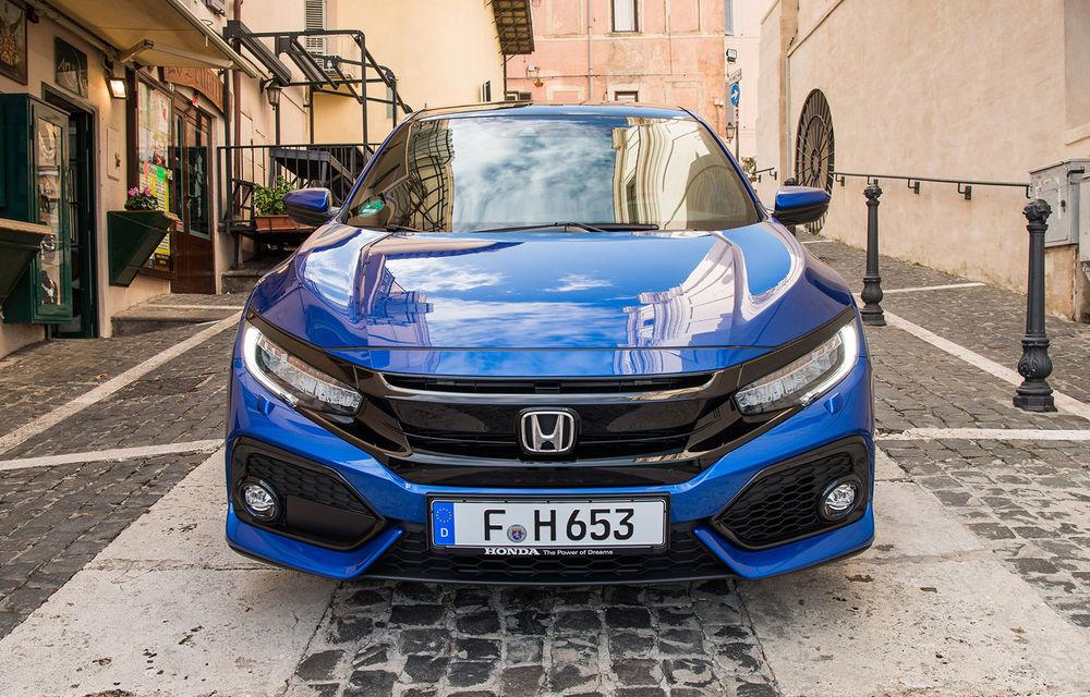 Honda Civic primește motorul diesel de 1.6 litri: constructorul japonez oferă și o cutie automată cu 9 rapoarte - Poza 3