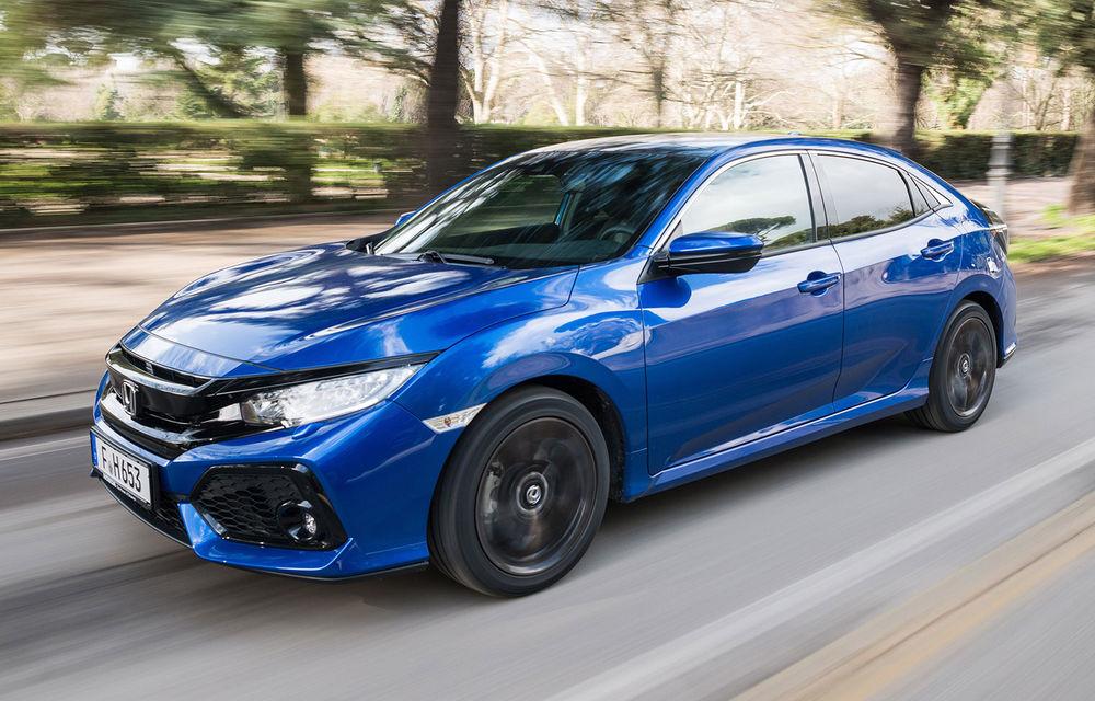 Honda Civic primește motorul diesel de 1.6 litri: constructorul japonez oferă și o cutie automată cu 9 rapoarte - Poza 7