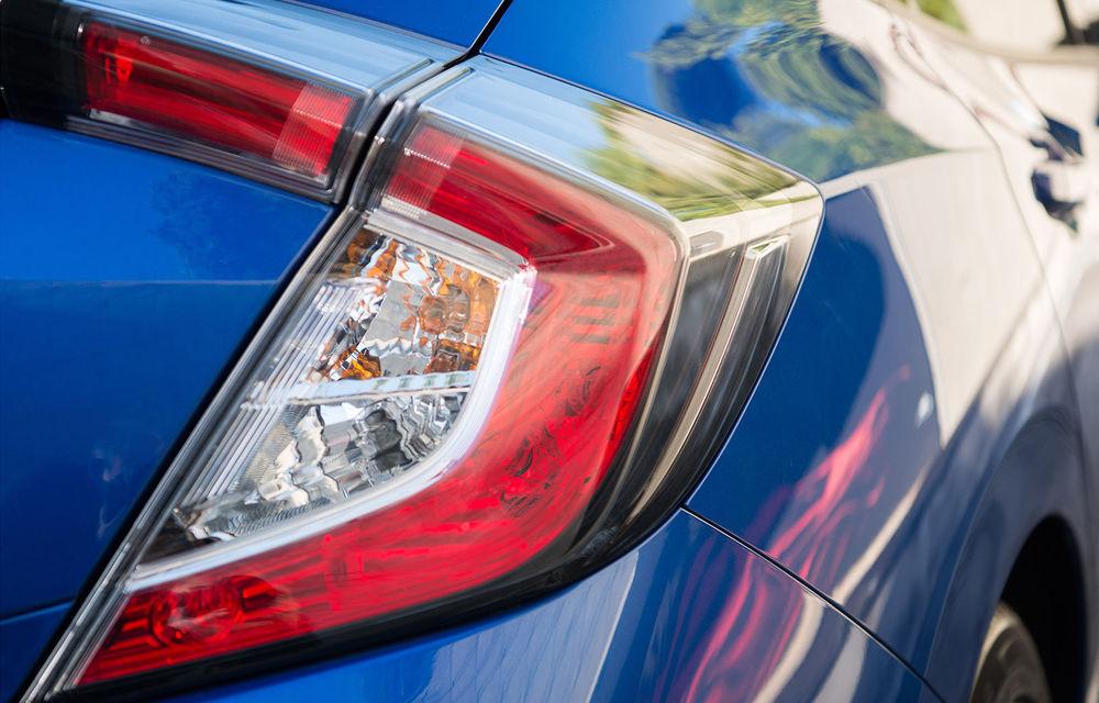 Honda Civic primește motorul diesel de 1.6 litri: constructorul japonez oferă și o cutie automată cu 9 rapoarte - Poza 13