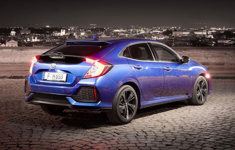 Honda Civic primește motorul diesel de 1.6 litri: constructorul japonez oferă și o cutie automată cu 9 rapoarte - Poza 10