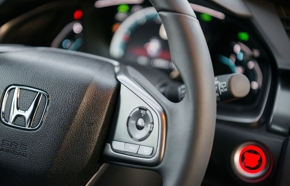 Honda Civic primește motorul diesel de 1.6 litri: constructorul japonez oferă și o cutie automată cu 9 rapoarte - Poza 16