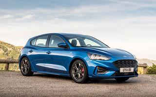 Detalii despre viitoarea generație Ford Focus ST: motor pe benzină de 2.0 litri și cutie automată cu opt trepte