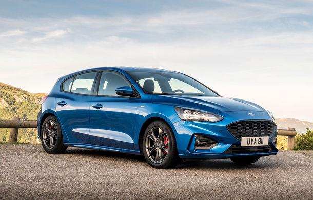 Detalii despre viitoarea generație Ford Focus ST: motor pe benzină de 2.0 litri și cutie automată cu opt trepte - Poza 1