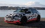 Audi confirmă data de lansare pentru e-tron: SUV-ul electric va fi dezvăluit în 17 septembrie la San Francisco