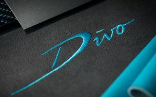 Primul teaser video cu Bugatti Divo: viitorul hypercar va fi prezentat în 24 august și va fi produs în doar 40 de unități