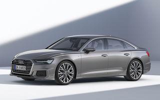 Noul Audi A6 poate fi comandat și în România: start de la 57.500 de euro