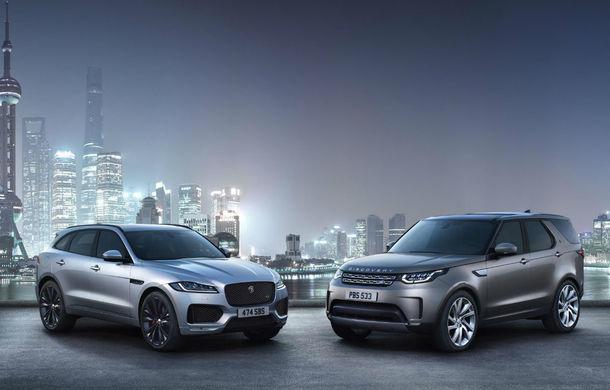 Grupul Jaguar Land Rover, afectat de scăderea vânzărilor diesel în Europa: pierderi de 236 de milioane de euro în ultimele 3 luni - Poza 1