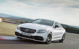 Prețuri Mercedes C63 AMG și C63S AMG facelift în România: de la 81.500 de euro