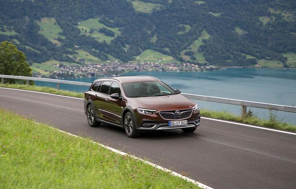 Motorizare nouă pentru Opel Insignia: 1.6 litri benzină de 200 CP pentru vârful de gamă al nemților - Poza 3
