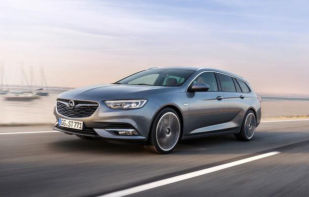 Motorizare nouă pentru Opel Insignia: 1.6 litri benzină de 200 CP pentru vârful de gamă al nemților - Poza 2