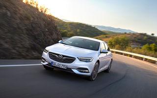 Motorizare nouă pentru Opel Insignia: 1.6 litri benzină de 200 CP pentru vârful de gamă al nemților