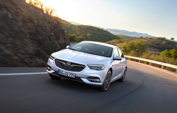 Motorizare nouă pentru Opel Insignia: 1.6 litri benzină de 200 CP pentru vârful de gamă al nemților - Poza 1
