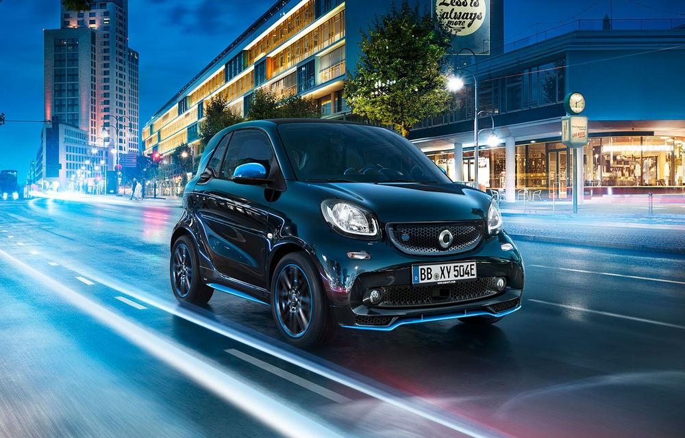 Daimler vrea să producă noul Smart electric în China: negocieri pentru un joint-venture cu grupul local BAIC - Poza 1