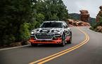 Detalii noi despre viitorul SUV Audi e-tron: putere maximă de 402 CP și o autonomie de peste 400 de kilometri. Debutul este programat în 17 septembrie