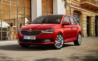 Prețuri Skoda Fabia facelift în România: modelul de clasă mică pornește de la 10.000 de euro