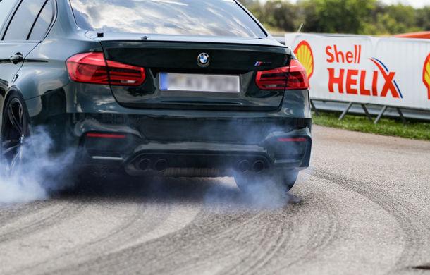 Shell Drive On Experience: o zi de vis pe circuit alături de Thierry Neuville, Dani Sordo și Augusto Farfus - Poza 1
