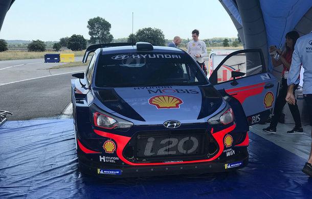 Shell Drive On Experience: o zi de vis pe circuit alături de Thierry Neuville, Dani Sordo și Augusto Farfus - Poza 16