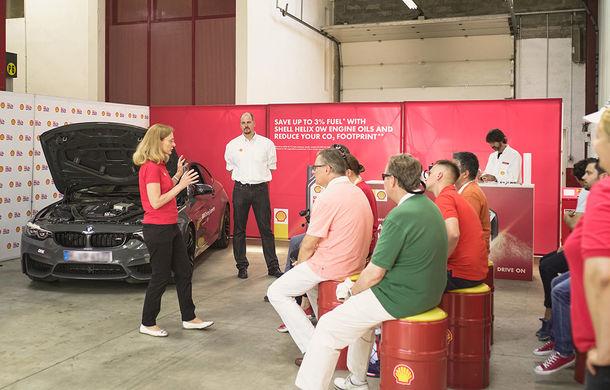 Shell Drive On Experience: o zi de vis pe circuit alături de Thierry Neuville, Dani Sordo și Augusto Farfus - Poza 32